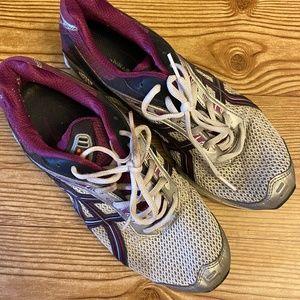 Asics Tennis Shoes Size 8
